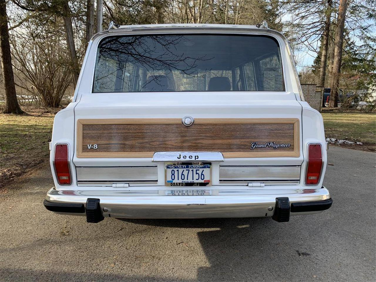 1988 Jeep Grand Wagoneer (CC-1312009) for sale in Bemus Point , New York