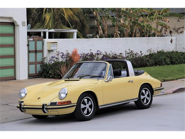 1968 Porsche 911 (CC-1312012) for sale in La Jolla, California