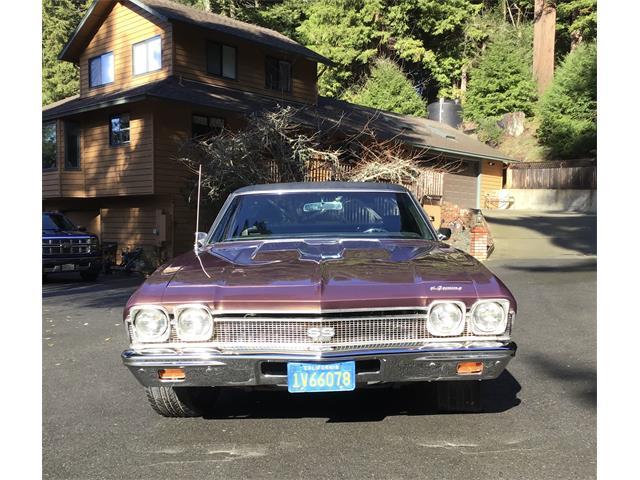 1968 Chevrolet El Camino SS (CC-1312013) for sale in Eurekka, California