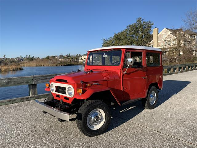 1971 Toyota Land Cruiser FJ (CC-1312015) for sale in Wilmington, North Carolina