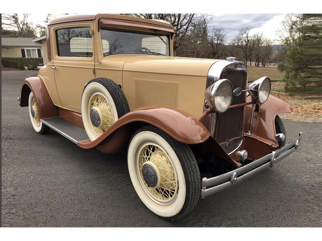 1930 Oldsmobile F85 Deluxe (CC-1310204) for sale in Scottsdale, Arizona