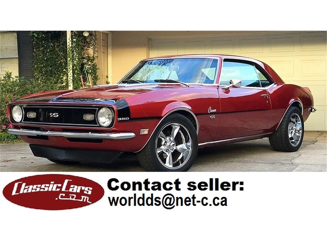 for sale 1968 chevrolet camaro in los angeles, california cars - los angeles, ca at geebo