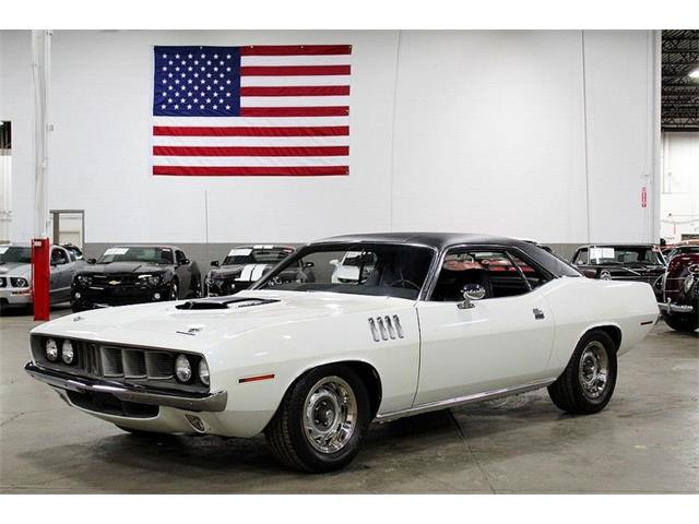 1971 Plymouth Cuda (CC-1312127) for sale in Kentwood, Michigan