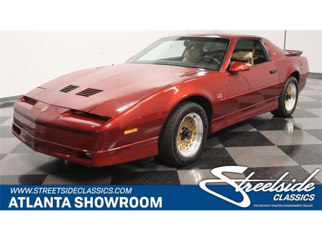 1987 Pontiac Firebird (CC-1312132) for sale in Lithia Springs, Georgia