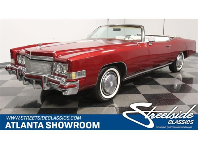 1974 Cadillac Eldorado (CC-1312133) for sale in Lithia Springs, Georgia