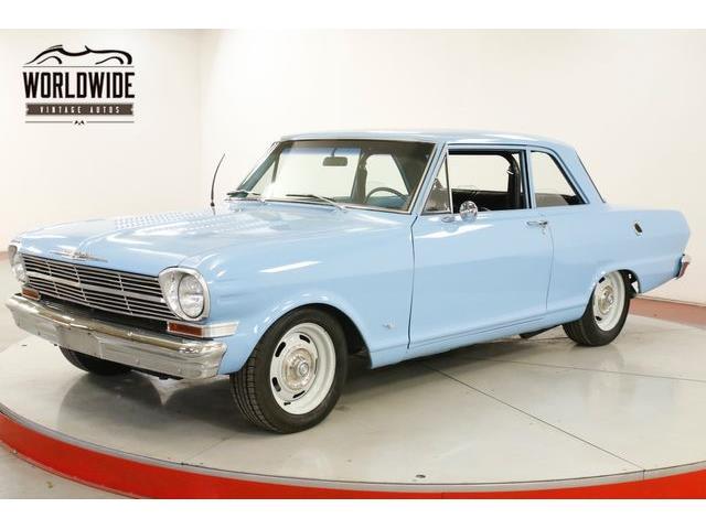 1962 Chevrolet Nova (CC-1312143) for sale in Denver , Colorado