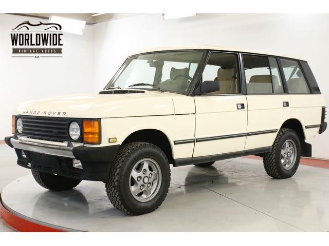 1994 Land Rover Range Rover (CC-1312148) for sale in Denver , Colorado