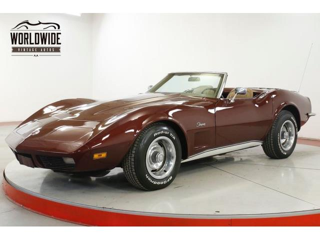 1973 Chevrolet Corvette (CC-1312150) for sale in Denver , Colorado