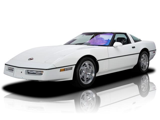 1990 Chevrolet Corvette (CC-1312157) for sale in Charlotte, North Carolina