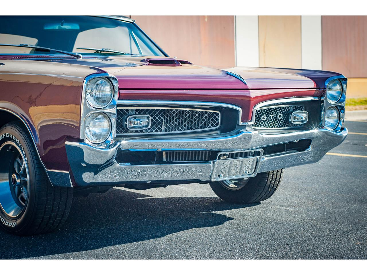 1967 Pontiac GTO (CC-1312166) for sale in O'Fallon, Illinois