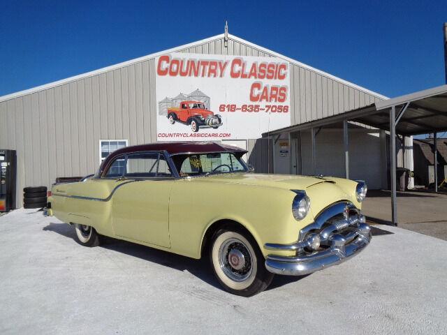 1953 Packard 250 Mayfair (CC-1312168) for sale in Staunton, Illinois