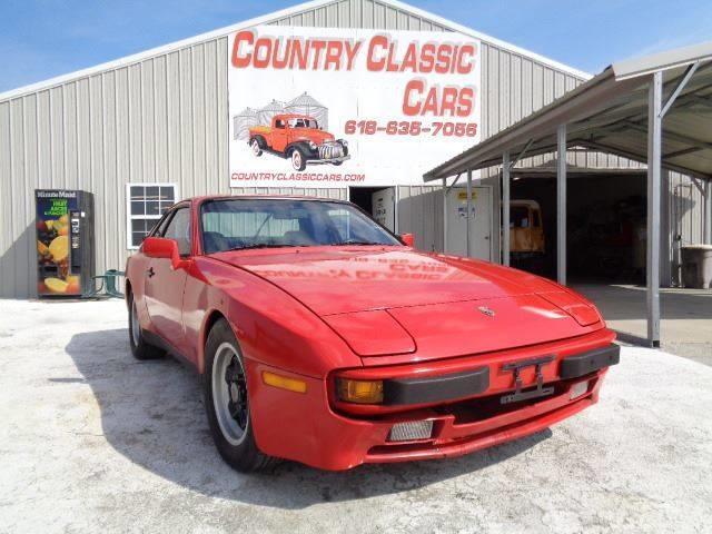 1984 Porsche 944 (CC-1312169) for sale in Staunton, Illinois