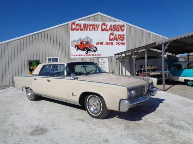 1964 Chrysler Imperial Crown (CC-1312170) for sale in Staunton, Illinois