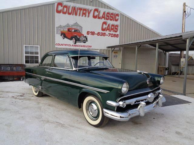 1954 Ford Customline (CC-1312171) for sale in Staunton, Illinois