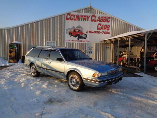 1993 Buick Century (CC-1312174) for sale in Staunton, Illinois