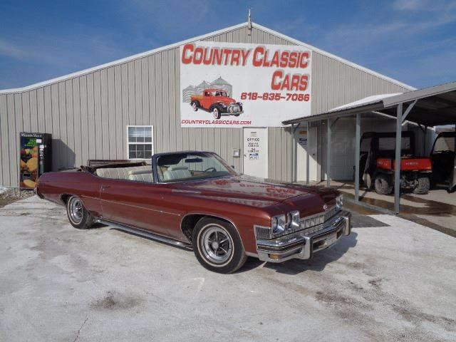 1974 Buick LeSabre (CC-1312175) for sale in Staunton, Illinois