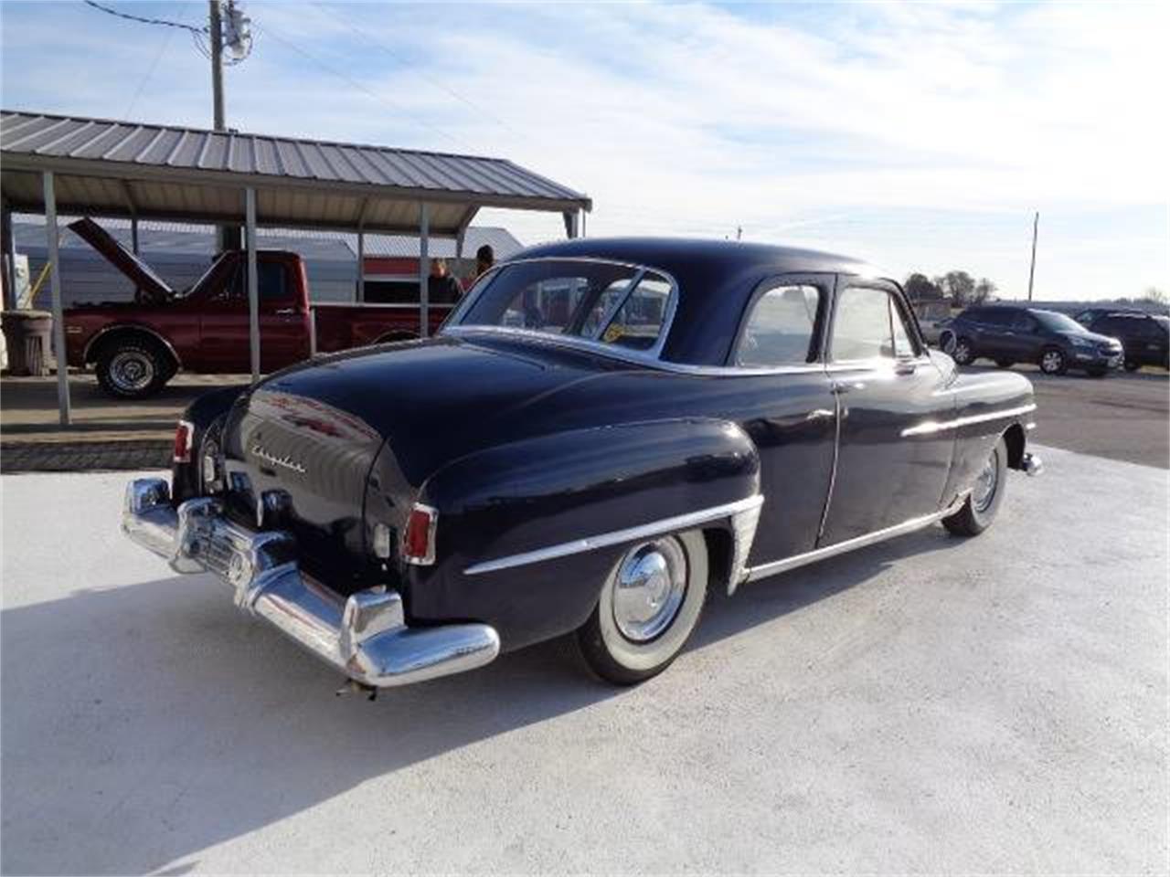 1950 Chrysler Windsor (CC-1312178) for sale in Staunton, Illinois
