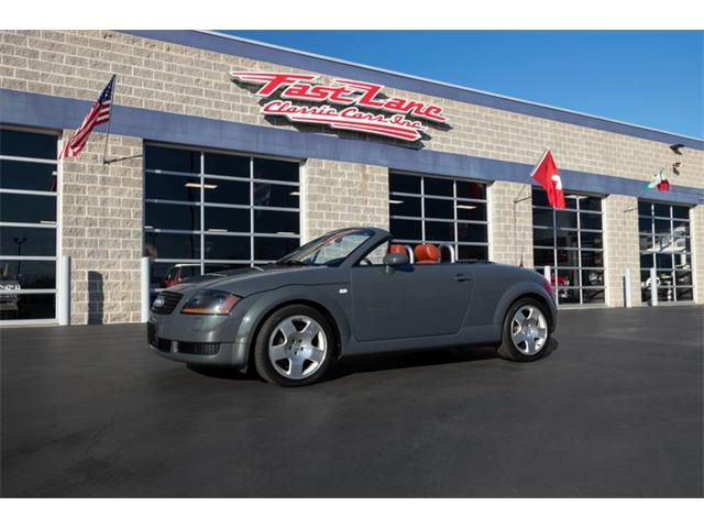 2002 Audi TT (CC-1312181) for sale in St. Charles, Missouri