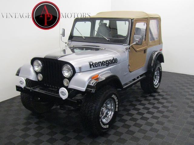 1980 Jeep CJ7 (CC-1312196) for sale in Statesville, North Carolina