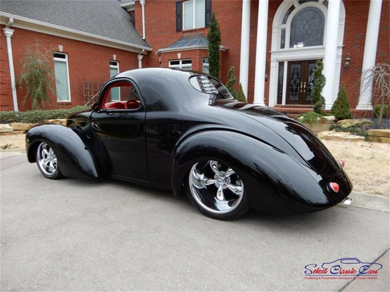 1941 Willys Coupe (CC-1312205) for sale in Hiram, Georgia