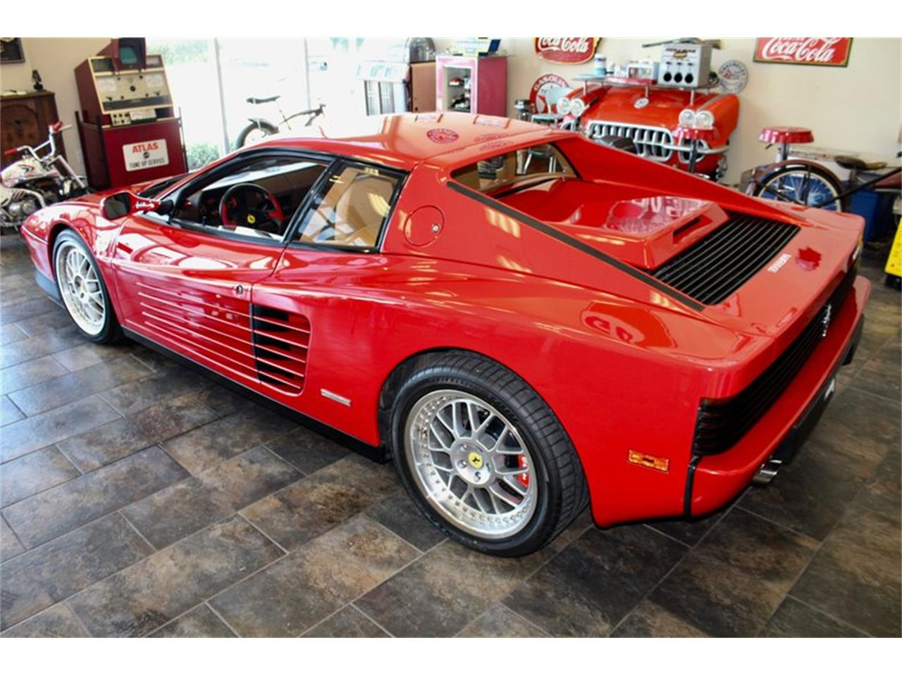 1990 Ferrari Testarossa (CC-1312209) for sale in Sarasota, Florida