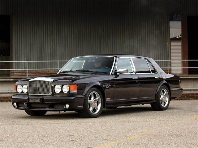 1997 Bentley Turbo R (CC-1312219) for sale in Paris, France