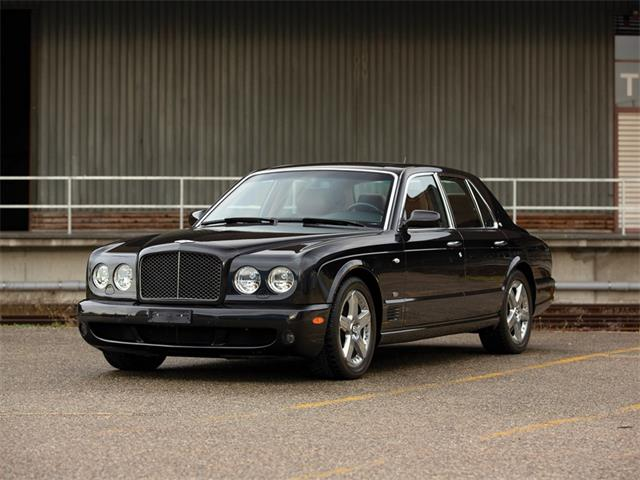 2007 Bentley Arnage (CC-1312220) for sale in Paris, France