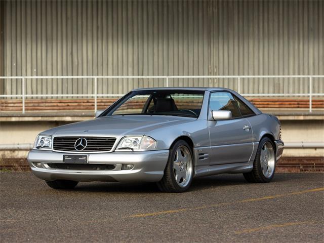 1998 Mercedes-Benz SL-Class (CC-1312223) for sale in Paris, France