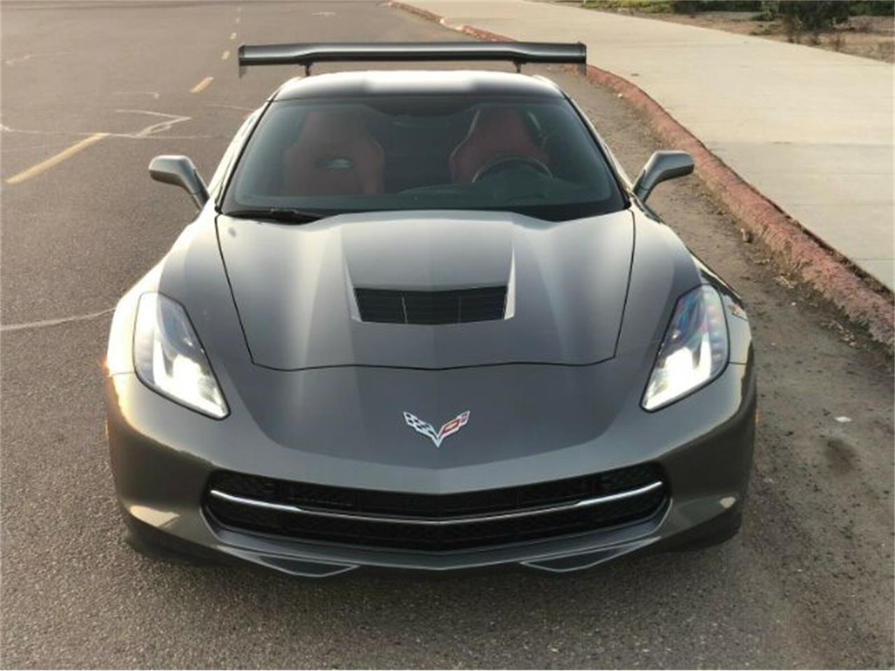 2016 Chevrolet Corvette (CC-1312235) for sale in Cadillac, Michigan