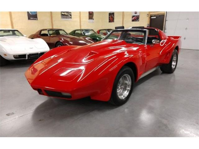 1972 Chevrolet Corvette (CC-1312244) for sale in Cadillac, Michigan