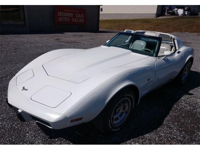 1977 Chevrolet Corvette (CC-1312250) for sale in Cadillac, Michigan
