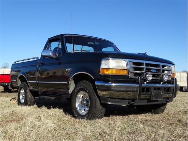 1996 Ford F150 (CC-1312255) for sale in Greensboro, North Carolina