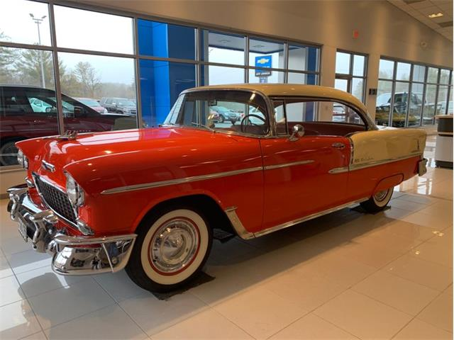 1955 Chevrolet Bel Air (CC-1312258) for sale in Greensboro, North Carolina