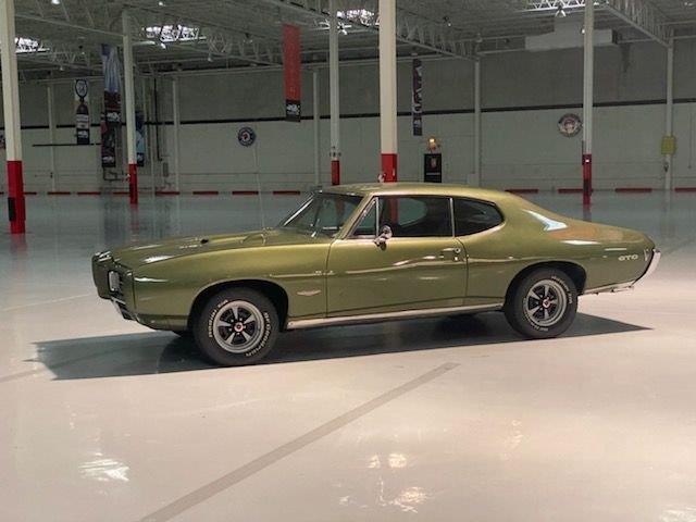 1968 Pontiac GTO (CC-1312262) for sale in Greensboro, North Carolina