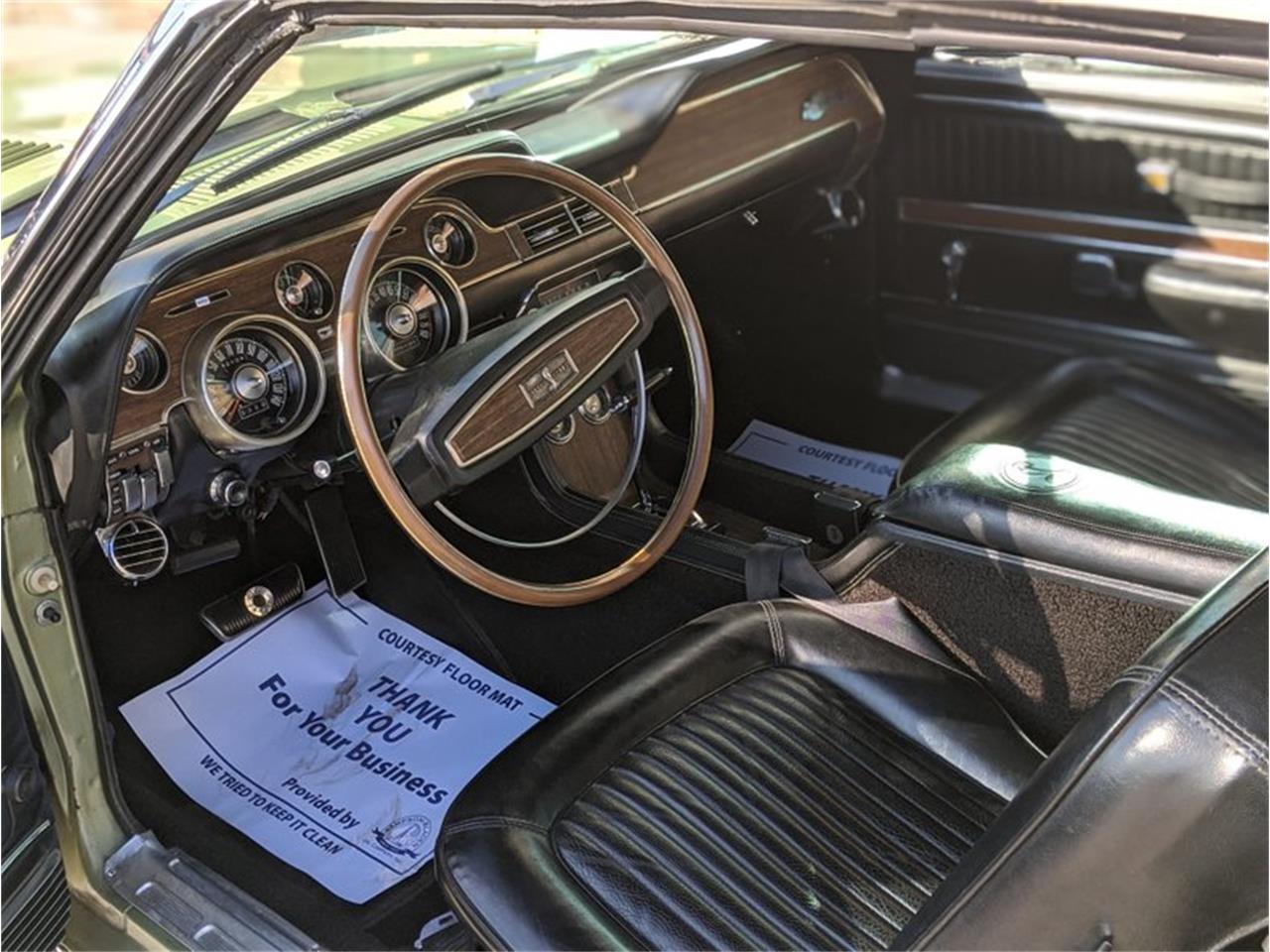 1968 Ford Mustang (CC-1312266) for sale in Greensboro, North Carolina