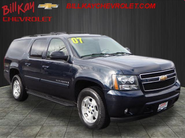 2007 Chevrolet Suburban (CC-1312292) for sale in Downers Grove, Illinois