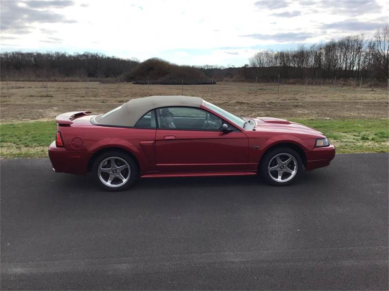 2003 Ford Mustang (CC-1312298) for sale in Clarksburg, Maryland