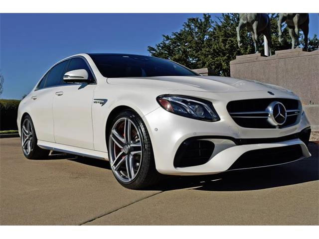 2018 Mercedes-Benz E-Class (CC-1312304) for sale in Fort Worth, Texas