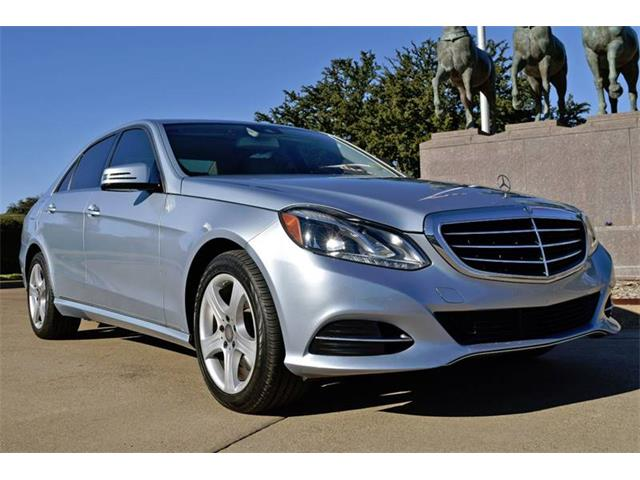 2016 Mercedes-Benz E-Class (CC-1312305) for sale in Fort Worth, Texas