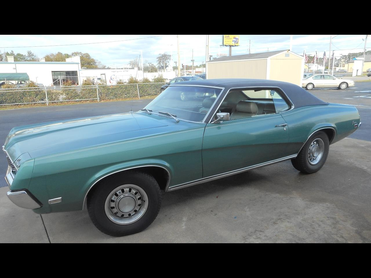 1969 Mercury Cougar (CC-1312317) for sale in Greenville, North Carolina