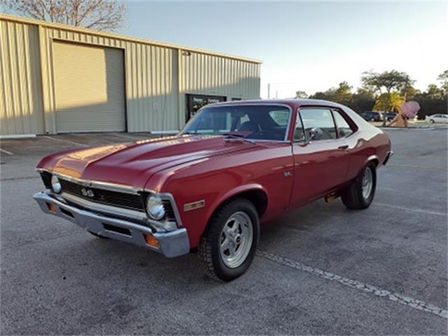 1971 Chevrolet Nova SS (CC-1312324) for sale in Jacksonville, Florida