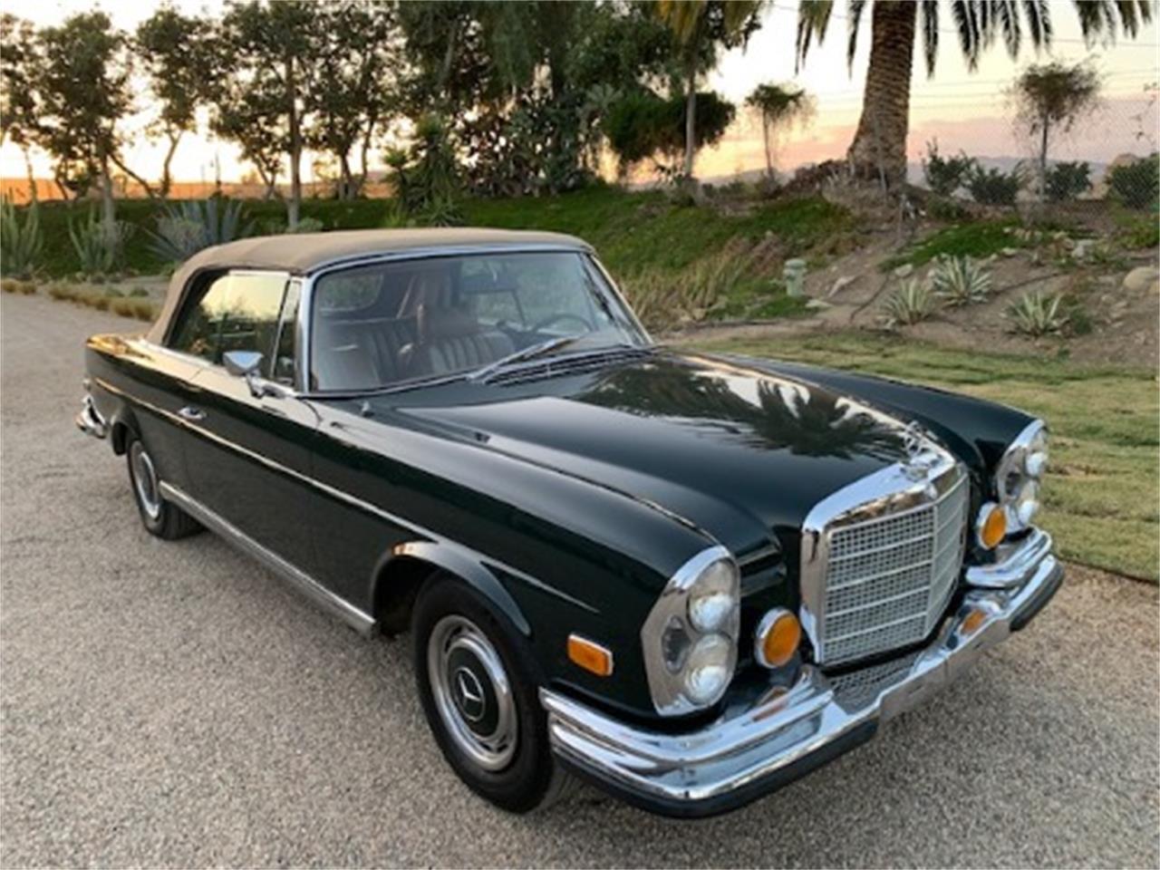 1970 Mercedes-Benz 280SE (CC-1312335) for sale in Astoria, New York