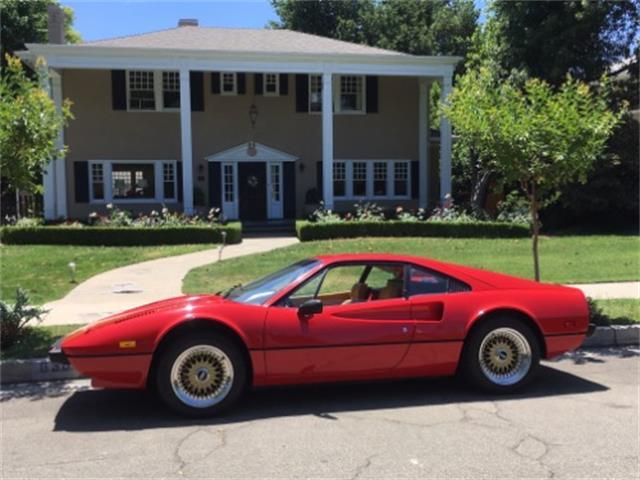 1976 Ferrari 308 GTBI