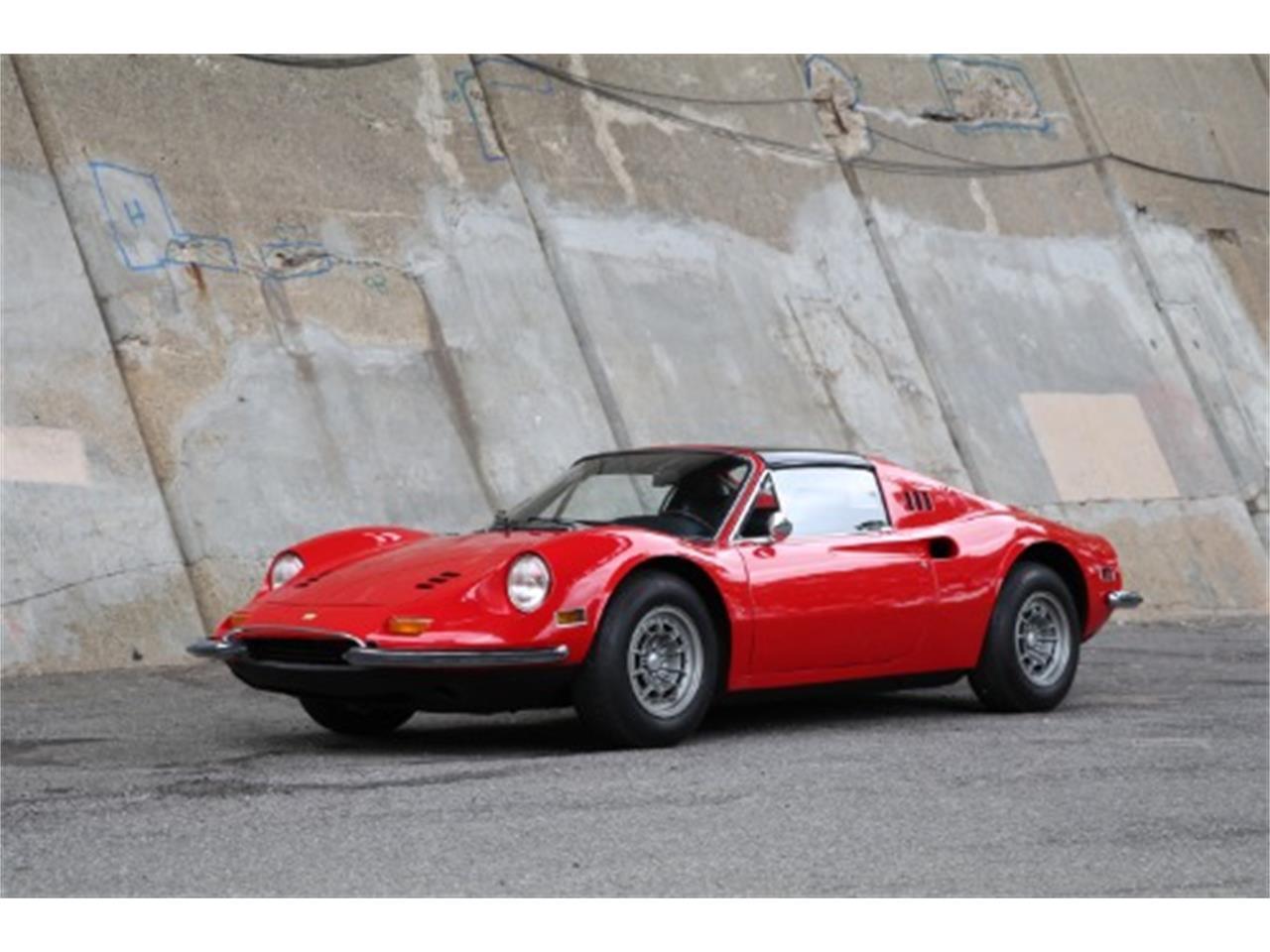 1974 Ferrari Dino 246 GTS (CC-1312345) for sale in Astoria, New York