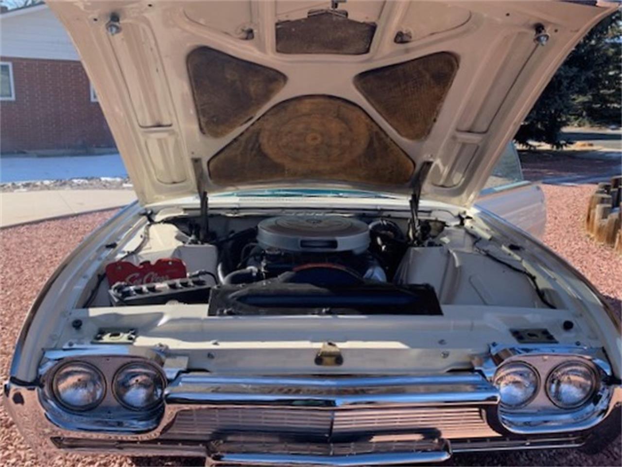 1961 Ford Thunderbird (CC-1312349) for sale in Colorado Springs, Colorado