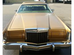 1978 Lincoln Continental Mark V (CC-1312390) for sale in Fresno, California