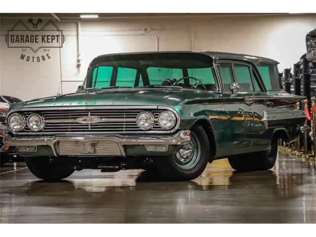 1960 Chevrolet Parkwood (CC-1312501) for sale in Grand Rapids, Michigan