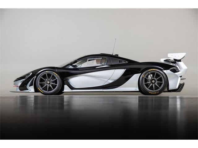 2016 McLaren P1 (CC-1312510) for sale in Scotts Valley, California