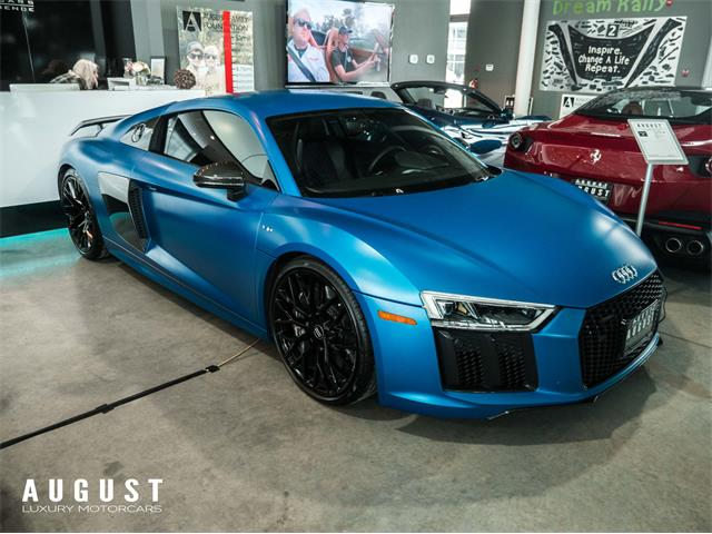 2017 Audi R8 (CC-1312515) for sale in Kelowna, British Columbia