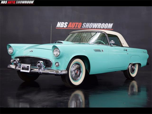 1955 Ford Thunderbird (CC-1312517) for sale in Milpitas, California